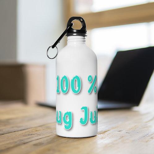 Hydro Homies 100% Thug Juice Bottle (Turquoise)