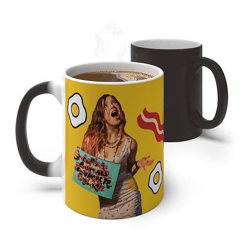 Breakbeats for Breakfast Thermal Thug Mug