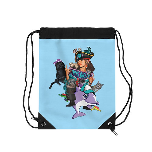 Thuggy Drawstring Bag