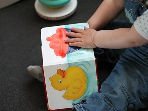Les livres, c'est bon pour les bébés !