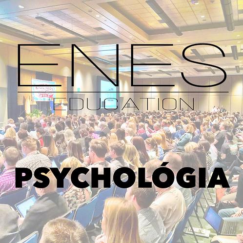 ENES Education Psychológia