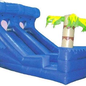 Palm Tree Slide - Dry