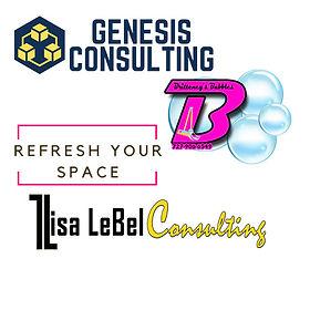 affordable logo by lisa lebel