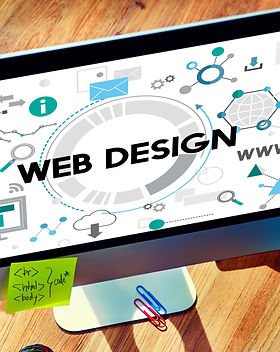 website design and publishing by an expe