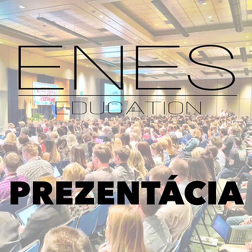 ENES Education Prezentácia