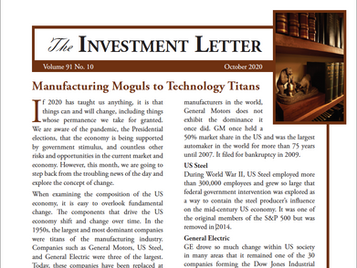 Manufacturing Moguls to Technology Titans