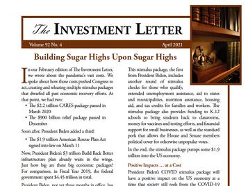 Building Sugar Highs Upon Sugar Highs