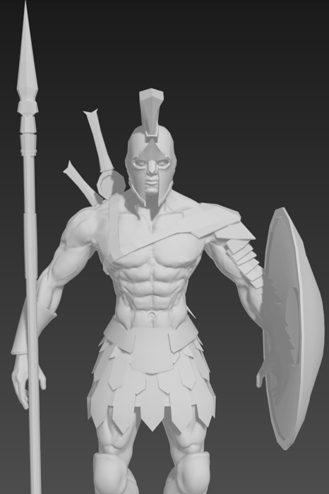 Final Sculpt with Assets 1