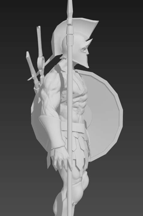 Final Sculpt with Assets Profile