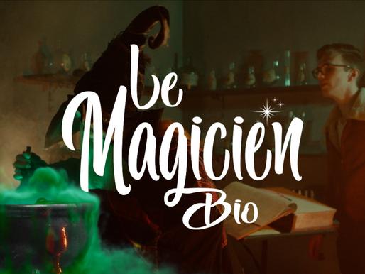 La création d'une gamme de potions magiques