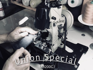Union Special 43200G チェーンステッチサービス