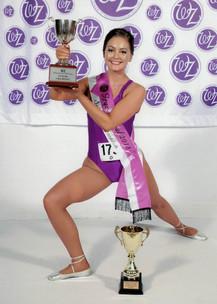 WZ Senior Champion