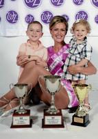 Hayley Callaughan - WZ Ladies & Grand Champion