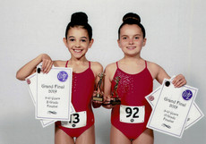 9-10 Years - Dance Awards