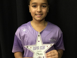 Another Physie Super Star!