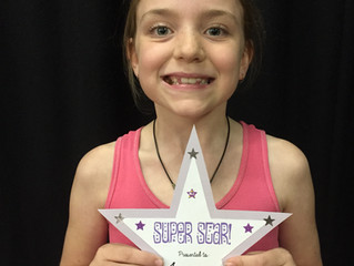 Becoming a Physie Super Star!