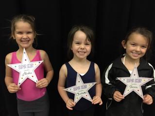 Triple Super Stars!