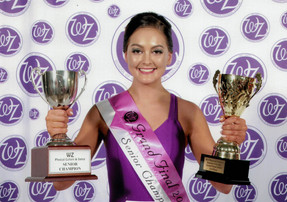 Jessica Kingsley - WZ Senior Champion