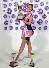 Hayley Callaughan - WZ Ladies & Grand Champion