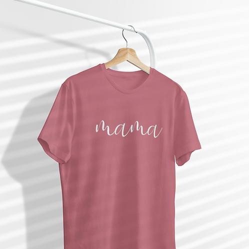 Mama Mauve Tees