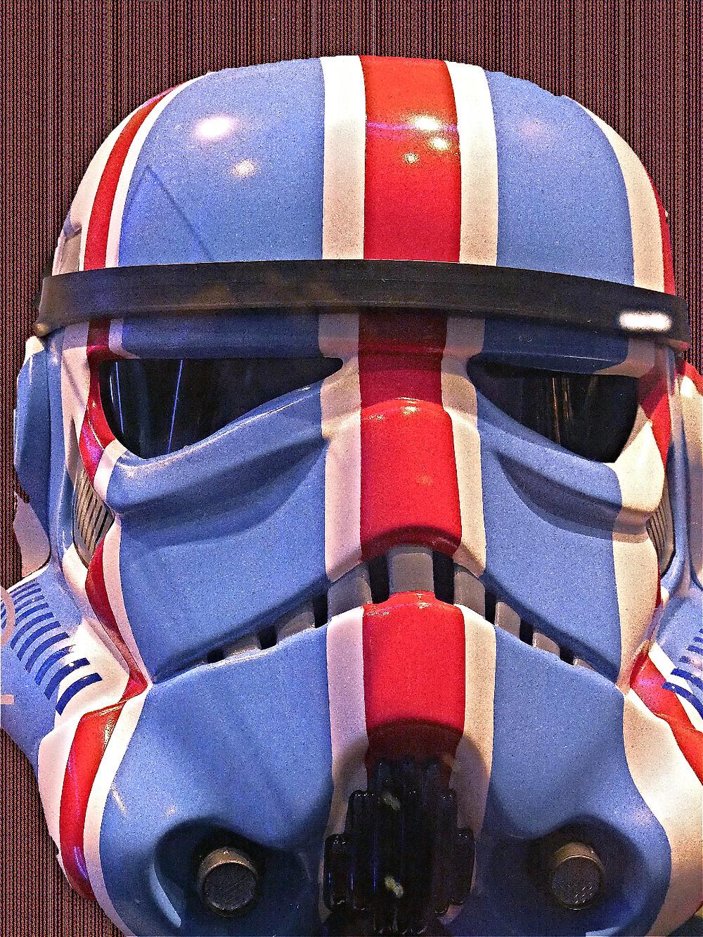 British stormtrooper