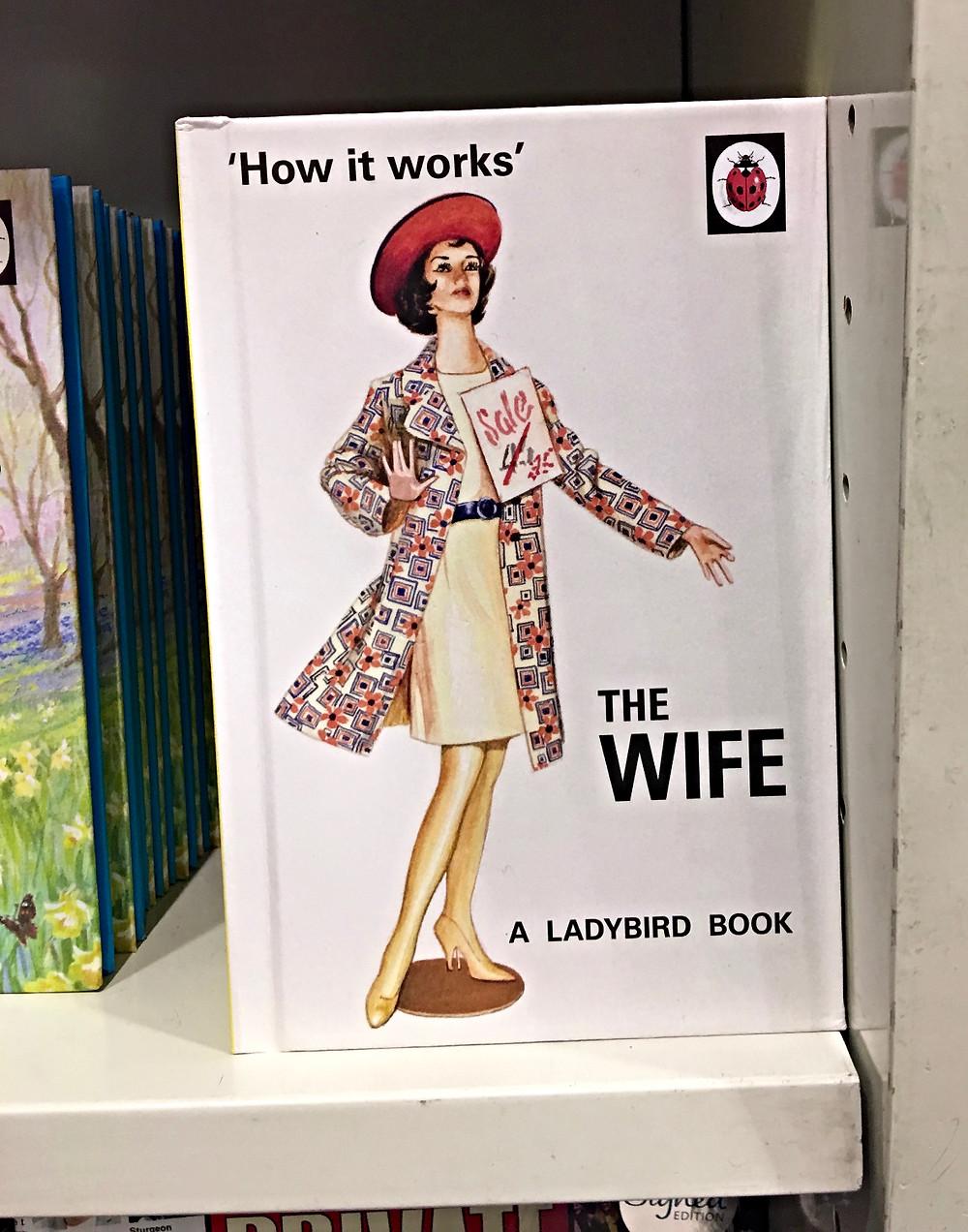 Ladybird wife book