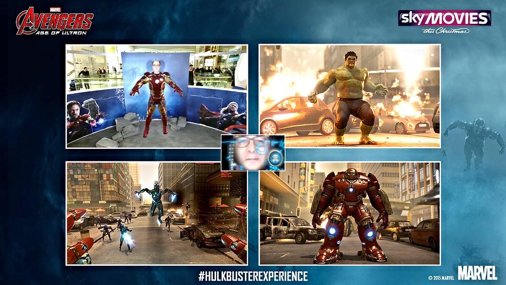 Avengers Gabay brand Iron Man