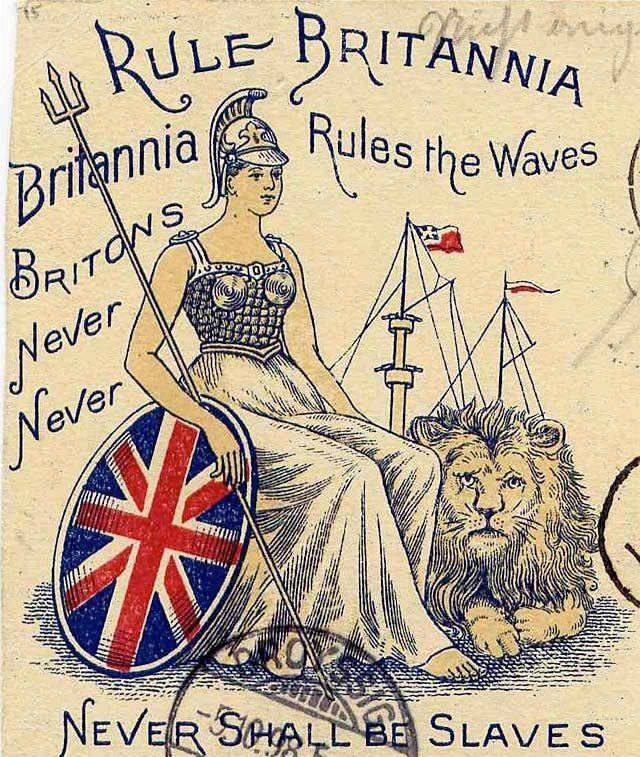 Rule Britannia Brexit