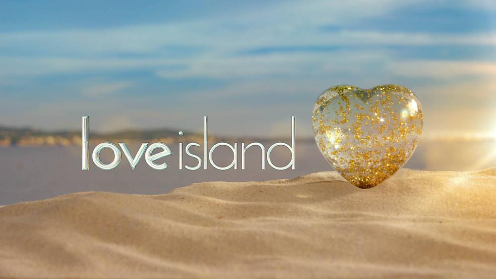 Love Island branding