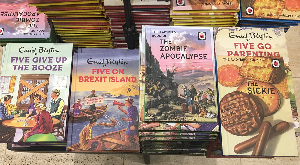 Children's books for attention deficit sardonic adults