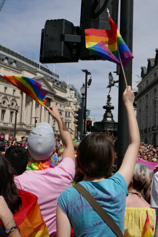 Do brands exploit people's political sexuality?