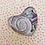 Thumbnail: Melinda Shea Glass Charm - Swirl