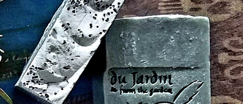 Du Jardin's Blue Hulk Soap - Full