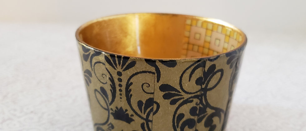Melinda Shea Tealight - Gold