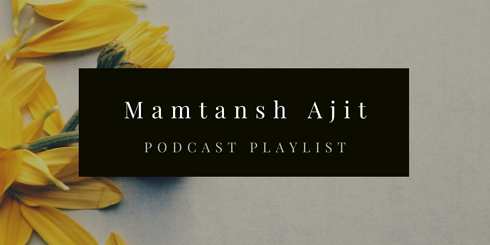Mamtansh Ajit
