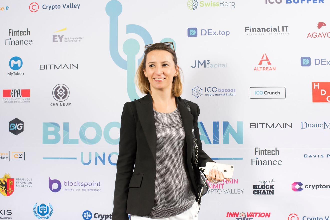 SwissBorg conférence