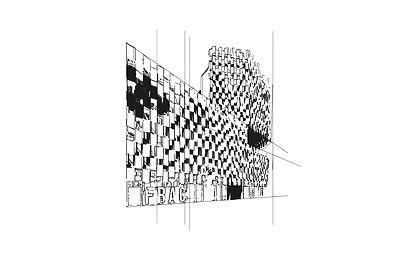 J Milena, Frac, Illustration, Marseille, Sud, France, personnalisation, textile, croquis