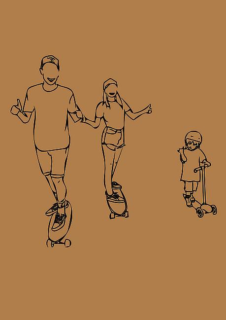 Laurine, voulait immortaliser un voyage pour créer un super tee-shirt pour son mari