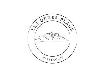 J Milena, Les Dunes Plage, Calvi, Corse, Illustration, Marseille, Sud, France, personnalisation, textile, croquis