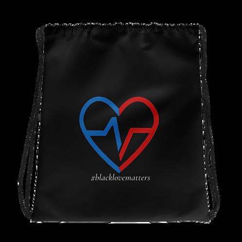 BLM Drawstring Bag