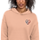 Thumbnail: HOS Embroidered Cropped Hoodie