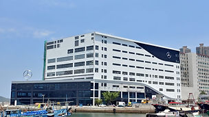 The Mercedes-Benz Brand Centre, Chai Wan