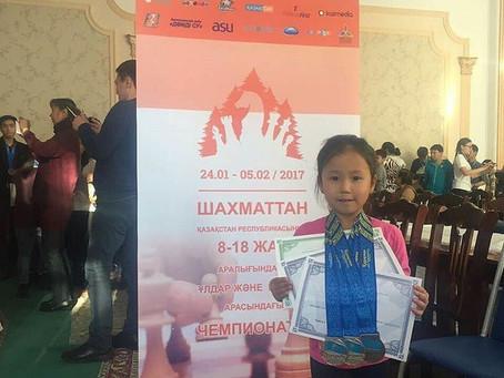 Чемпионат Республики Казахстан - 2017 (рапид и блиц)