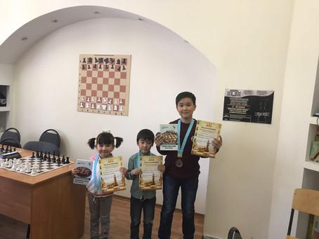 New success of Zhumagali Raian!