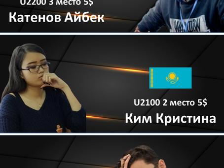 Unity Untitled U2200 - итоги турнира