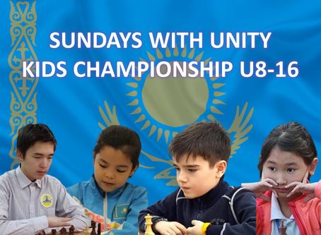 Sundays With Unity / Kids Championship U8-16