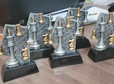 Первые шаги начинающих шахматистов