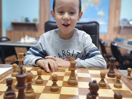 Шахматы - это весело!