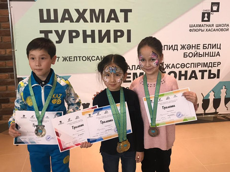 Almaty Youth Rapid and Blitz Chess Championship