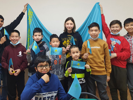 Казахстан VS Монголия